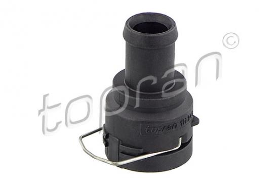 Topran 111 245 Coolant Flange Cooling Water Flange