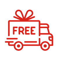 free-delivery-red